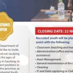 Presidential Youth Employment Initiative Gauteng
