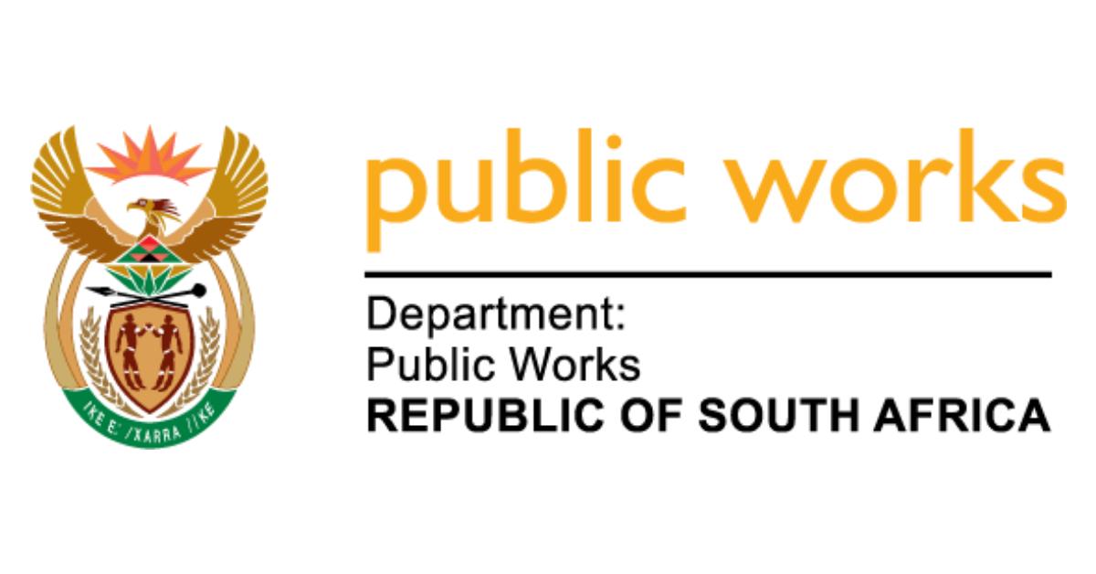 Department of Public Works internship programme
